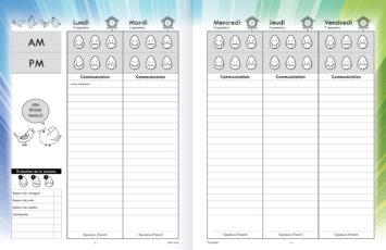A1 - Cahier de communication